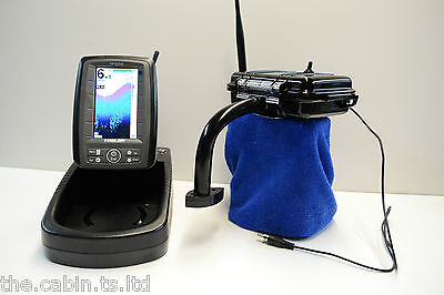 Portable Toslon Fish Finder For Microcat Bait Boat