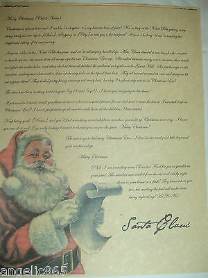 Letter From Santa Personalized with 2 Disney Fairies Bonus
