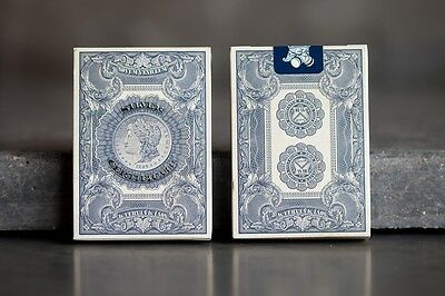 Federal 52 Silver Certificate Playing Cards Deck Brand New Sealed Cellowrapped