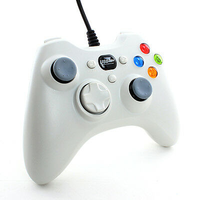 Wired USB Game Controller Gamepad Joystick Resembles XBox360 for PC Computer