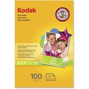 Kodak Photo Paper - KOD1743327_2 - 2 Item Bundle