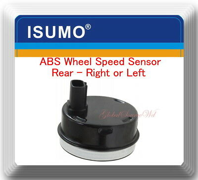 1 Pc  ABS Wheel Speed Sensor Rear Left or Right Fits: Scion XA XB  Toyota Echo