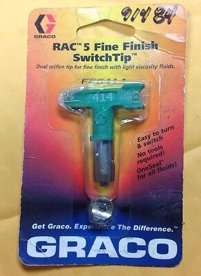 Graco FF5414 RAC 5 Fine Finish SwitchTip
