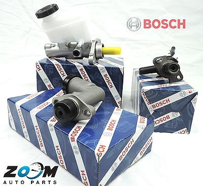 "BOSCH/PBR Brake Master Cylinder 1"" BORE HOLDEN COMMODORE VL 6 CYL TURBO WARRANTY"
