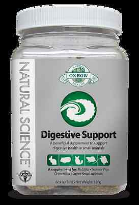 Oxbow Natural science digestive support hay tablets rabbit guinea pig chinchilla