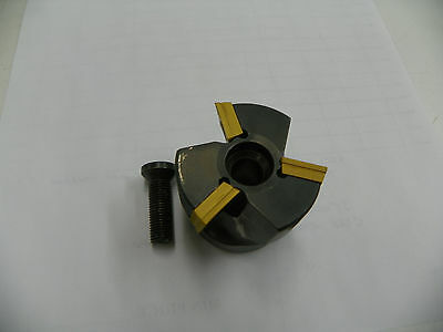 "Seco Square Shoulder 2 "" Face / Slot Mill  Carbide Inserts  B390"