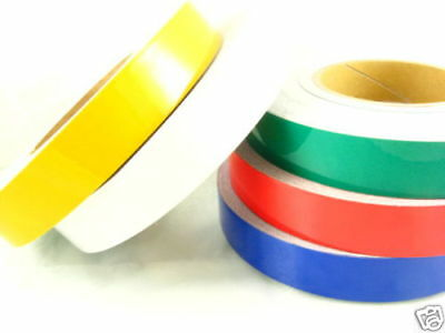 New Reflective Self-Adhesive Tape 25mm/50mm/100mm/150mm/200mm/300mm/610mm