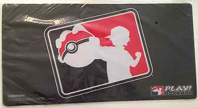 Pokemon Playmat Organized Play! Pokemon Logo Mint Sealed POP Spielmatte