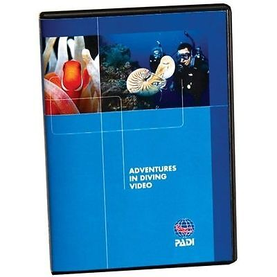 PADI Adventures in Diving DVD - Diver Edition