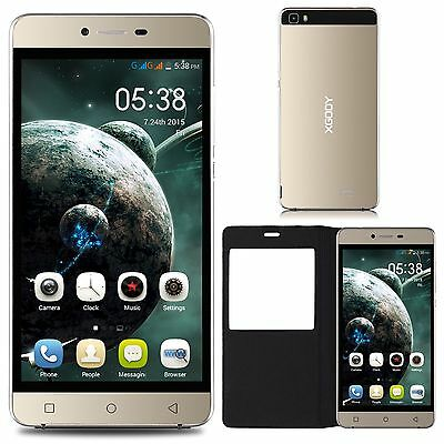 "Unlocked Dual Sim 5.0"" Multi-Touch Screen Android 4.2 WiFi Mobile Smart Phone 3G"