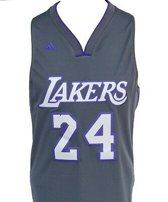 a8b83d277b6 ADIDAS LIMITED EDITION NBA Los Angeles Lakers Kobe Bryant  24 Jersey ...