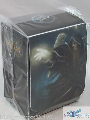 Troll Warrior DECK BOX CARD BOX FOR WoW World of Warcraft or MTG cards