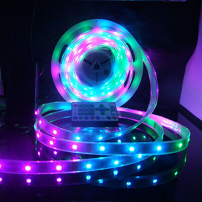 5M 10M 15M 20M RGB LED magic dream flexible strip bar stage light  10pin DC12V