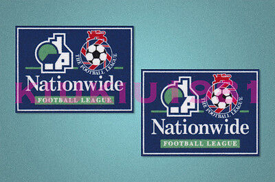 Nationwide League Division One 1996-2000 Sleeve Soccer Patch / Badge