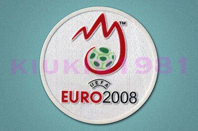 UEFA EURO 2008 Football Patch European Championship Soccer Badge