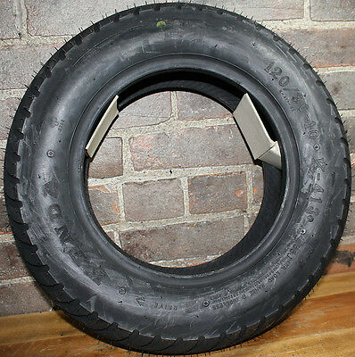 120/90-10 Performance Scooter Tire Kenda K413 Directional Front / Rear
