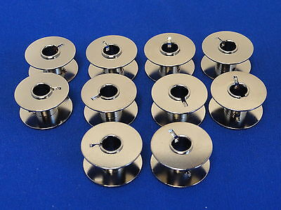 10 Sewing Machine Bobbins Works On Bernina Older Models 530/830 + More & Necchi