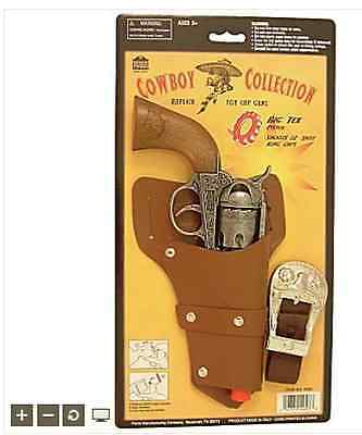 Cowboy Collection Big Tex Cap Pistol and Holster Set for Kids arg