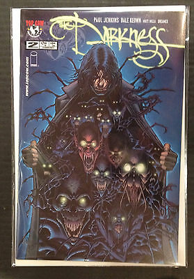 The Darkness Vol 2 #2 VF/NM- 1st Print Free UK P&P Top Cow Image Comics