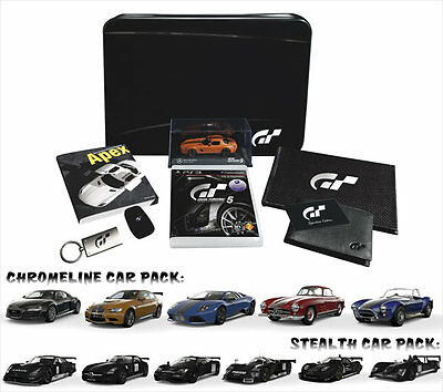 Gran Turismo 5 Signature Editon PS3 AUS PAL *BRAND NEW!* + 6 0 days Warranty!