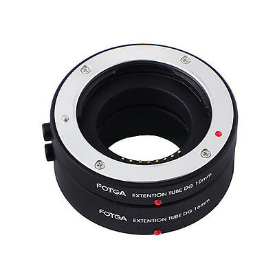 automatic AF macro extension tube set 10mm + 16mm for Canon EOS M EF-M mount