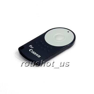 RC-6 IR Wireless Remote Control For Canon EOS 6D 700D Rebel T5i Digital Camera