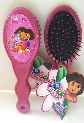 Dora The Explorer Stocking Stuffer  Hair Brush New Girls Hair Gift Nick Jr Boots