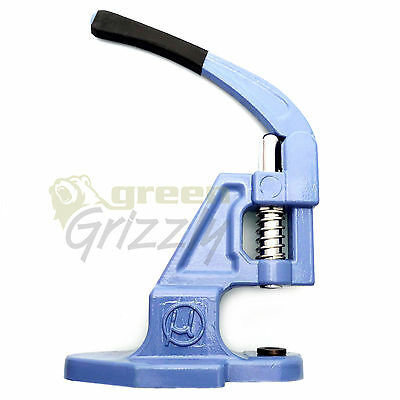 Universal hand press machine with paint problems rivets fasteners eyelets, AAX