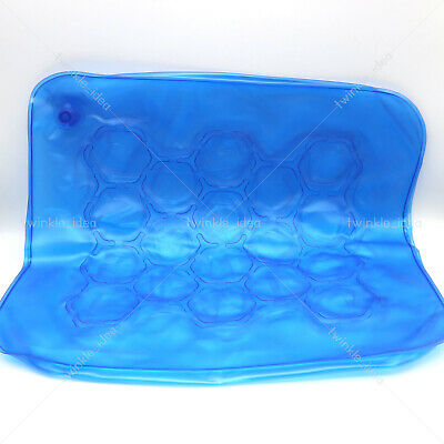 Air or Water Inflatable Cushion Seat Pad for Wheelchair Home School Office