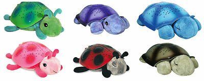 Cloud B Twilight Turtle Baby & infant Nursery Bed Room Constellation Night Light