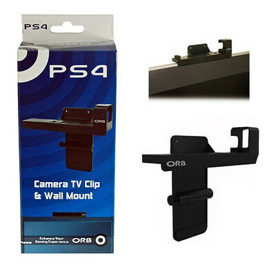 New Genuine Ps4 Orb 20812 Camera Tv Clip Wall Mount Holder For Playstation 4