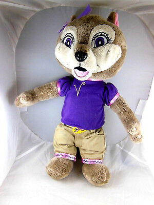 """Adorable 17"""" Great Wolf Lodge Violet Wolf  Plush Fiesta Toys"""