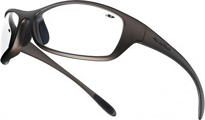 Bolle Spider SPIPSI Safety Glasses - Clear
