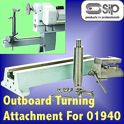 SIP 01951 Outboard Turning Attachment for 01939 01940 Lathe extend diameter