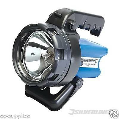 Rechargeable Torch 1 Million Candle Power Work Spot Light Hand Lamp Flash Night