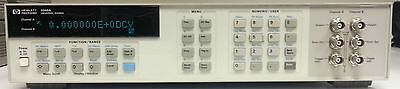 Agilent HP 3245A DC-1MHz Function Generator