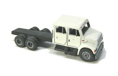 N Scale  I-Type Crew Cab 2 Builder's Pack Trucks Kit by Showcase Miniatures (50)