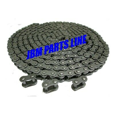 #35 Chain, Roller Chain #35 X 4 Ft. Long Includes 2 Master Links