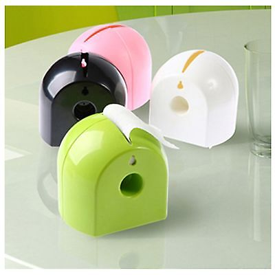 Smart toilet kitchen paper roll holder Cover type practical organizer Simple