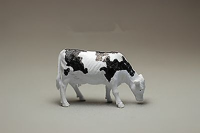 Dairy Cow Cattle Milch Cow Mini Dollhouse Miniatures Animal Model Toy