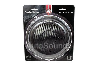 "Rockford Fosgate P3SG-8 8"" Subwoofer Grilles For Gen 2 P3 Shallow Subs"