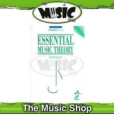 New Essential Music Theory Grades 4-6 Answer Book by Dr Gordon Spearritt