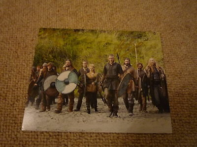 CLIVE STANDEN  signed Autogramm 20x25 cm In Person VIKINGS