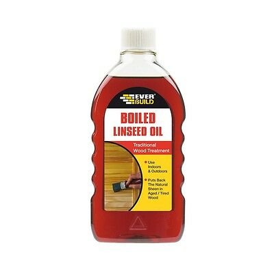 500ml Boiled Linseed Oil BOILLIN