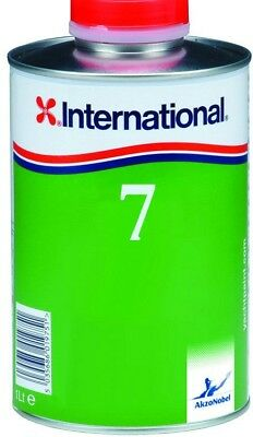 INTERNATIONAL THINNERS NO 1 1L Marine Boat Yacht Paint