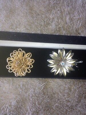 2 Collectible Broches