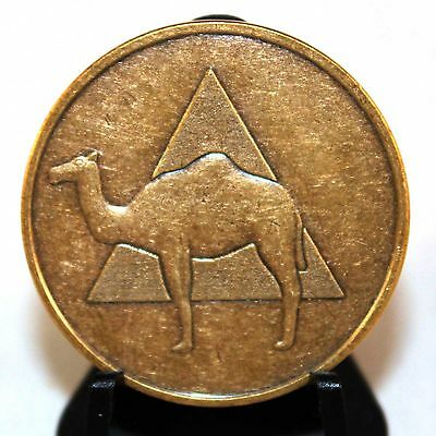 Bronze (Set of 5)  Camel AA Medallion by BSP