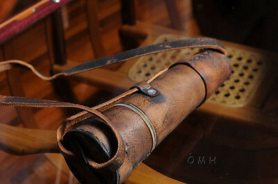 Handheld Telescope w leather overlay-18 inches ND025