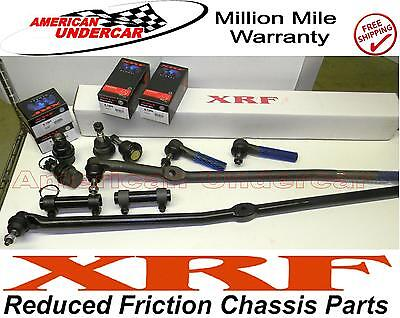 XRF LIFETIME Front End Kit Dodge Ram 2500 3500 4x4 Ball Joint Tie Rod 2000-2002