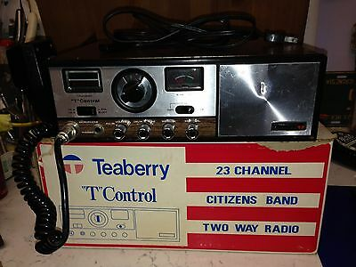 Vintage Jc Penney Pinto 23 251049644893 in addition Why Started Adj additionally 181297476774 moreover Teaberries also  on teaberry t cb radio control